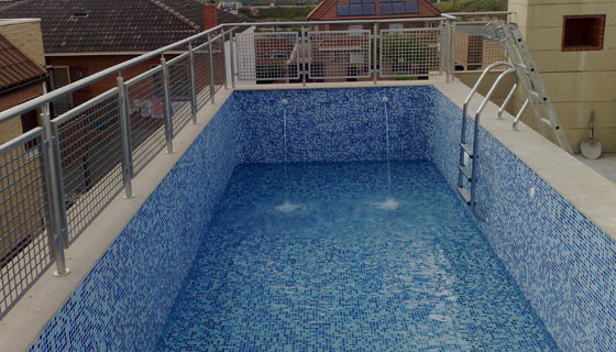 Construccion de piscinas piscinas de hormigon proyectado - Precios de piscinas de obra ...